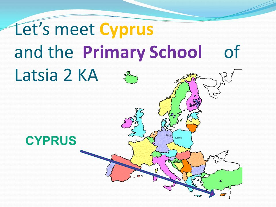 Important Information Official Name: The Republic of Cyprus Island Foundation: 1960 Position: South-East Europe  Mediterranean Sea Population: 862.000 Capital: Nicosia Towns: Limassol, Larnaca, Famagusta, Paphos, Kerynia Flag: