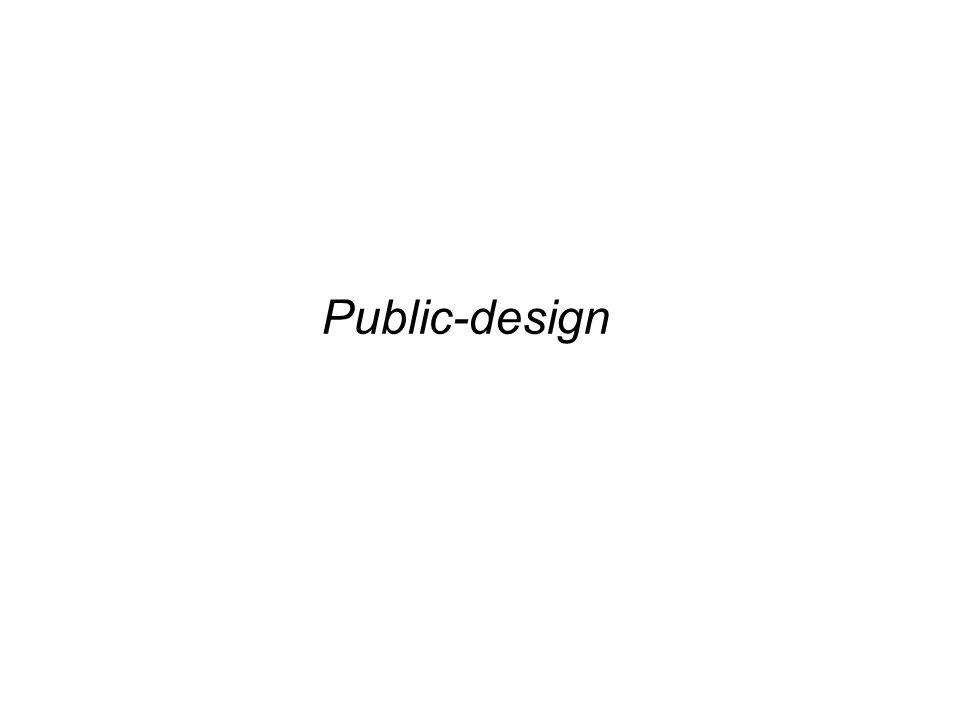 Public-design