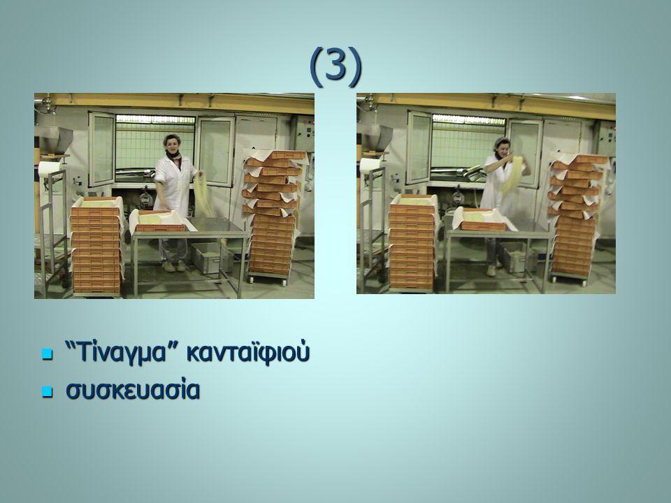 (3) Τίναγμα κανταϊφιού Τίναγμα κανταϊφιού συσκευασία συσκευασία