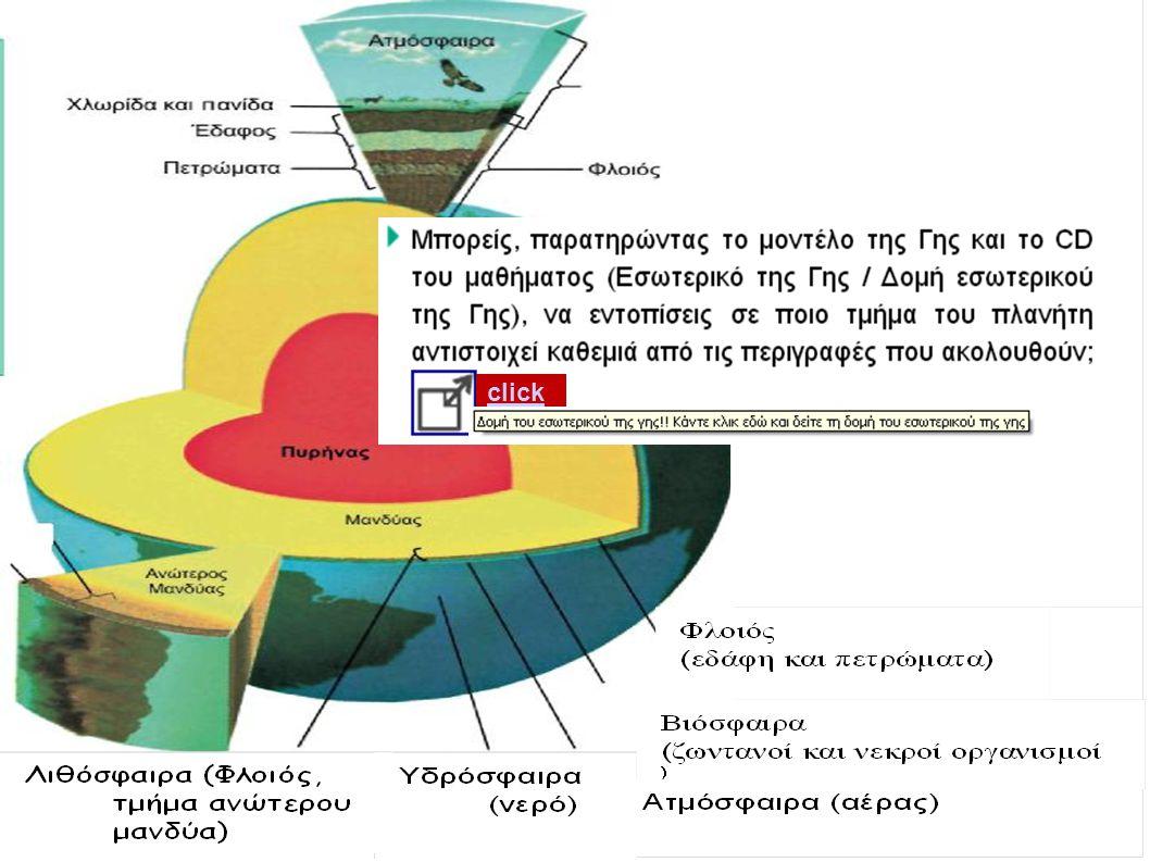 Θεωρία λιθοσφαιρικών πλακών  Εντόπισε, τα σημεία στα οποία οι λιθοσφαιρικές πλάκες σπάζουν ή βυθίζονται η μία κάτω από την άλλη.