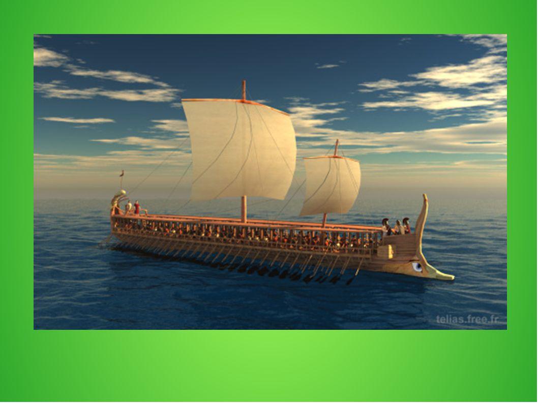 Η Αθήνα έως τότε δεν ήταν ναυτική δύναμη.