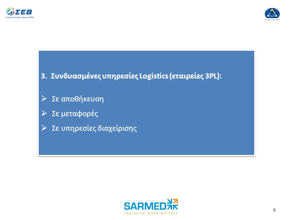Speaker's Logo 7 Οφέλη για εμποροβιομηχανικές επιχειρήσεις:  Μείωση κόστους κτίσης προϊόντων  Μείωση κόστους πωλήσεων  Μείωση κόστους logistics  Αύξηση παραγωγικότητας  Αύξηση ανταγωνιστικότητας  Ικανοποίηση πελατών Οφέλη για εμποροβιομηχανικές επιχειρήσεις:  Μείωση κόστους κτίσης προϊόντων  Μείωση κόστους πωλήσεων  Μείωση κόστους logistics  Αύξηση παραγωγικότητας  Αύξηση ανταγωνιστικότητας  Ικανοποίηση πελατών