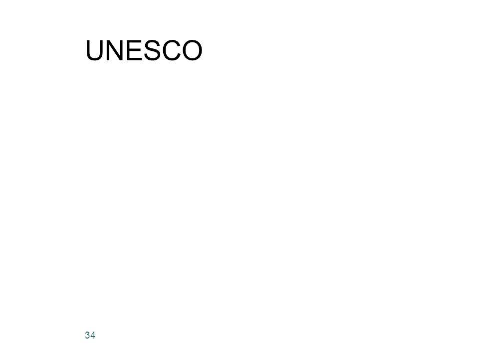 34 UNESCO