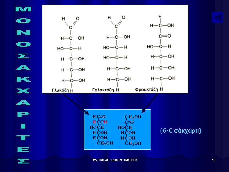 Παν. Πάλλα - ΕΚΦΕ Ν. ΣΜΥΡΝΗΣ 43 (6-C σάκχαρα)