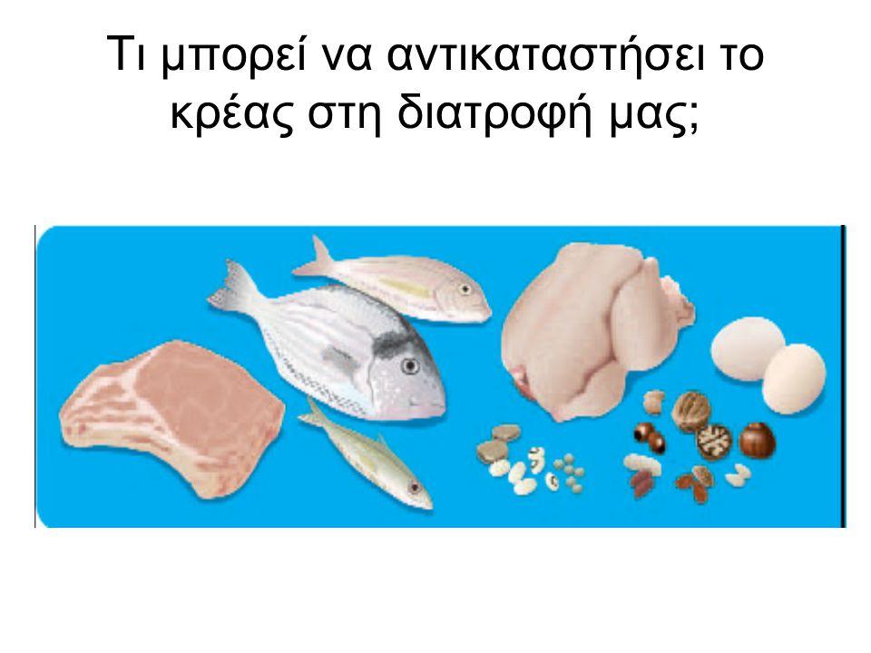 Έχετε ακούσει για το κόκκινο και το άσπρο κρέας; Ποια η διαφορά στην εμφάνιση; Από ποια ζώα παίρνουμε το κόκκινο και από ποια ζώα το άσπρο; Κόκκινο κρέας Άσπρο κρέας ΒοδινόΚοτόπουλο ΑρνίσιοΓαλοπούλα ΚατσικίσιοΚουνέλι Χοιρινό Κυνήγια