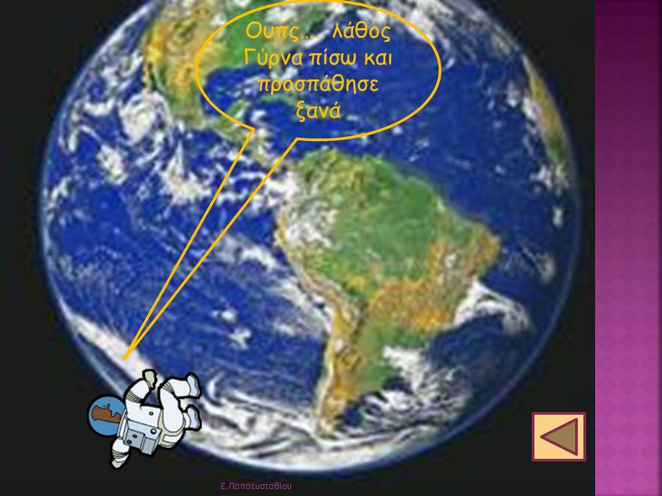 V(Volt)Ω(Ωhm)W(Watt) C(Coulomb)A(Ampere)F(farad) ΩmΩm N/CN(Newton) Διαφορά δυναμικού Ένταση Ρεύματος ΑντίστασηΕνέργεια Χωρητικότητα πυκνωτή Δύναμη Ειδική αντίσταση Ηλεκτρικό φορτίο Ισχύς Ένταση Ηλεκτρικού πεδίου J(Joule) Ε.Παπαευσταθίου