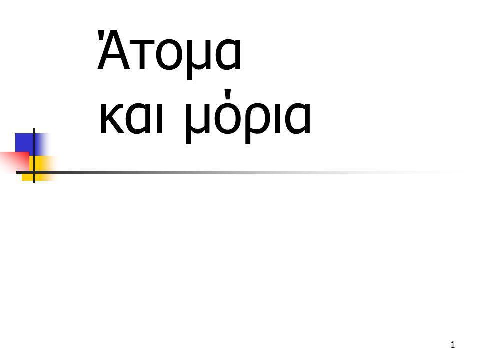 2 ΜΑΚΡΟΚΟΣΜΟΣ - ΜΙΚΡΟΚΟΣΜΟΣ