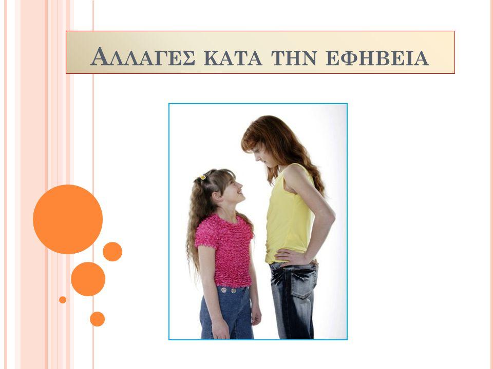 ΕΙΣΑΓΩΓΗ Οι έφηβοι αποτελούν ιδιαίτερη πληθυσμιακή ομάδα Παρουσιάζουν διαφορετικά σωματικά χαρακτηριστικά σε σύγκριση με τους ενήλικες Το σώμα τους βρίσκεται σε μεταβλητή κατάσταση Οι μεταβολές αυτές τους συνοδεύουν στην ενήλικη ζωή