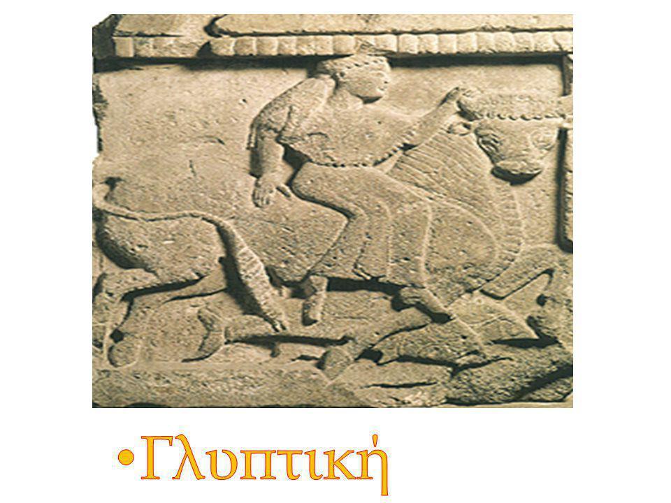 Τεχνίτες µε ξεχωριστές ικανότητες σκάλιζαν το µάρµαρο κι έφτιαχναν αγάλµατα που παρίσταναν κούρους και κόρες.