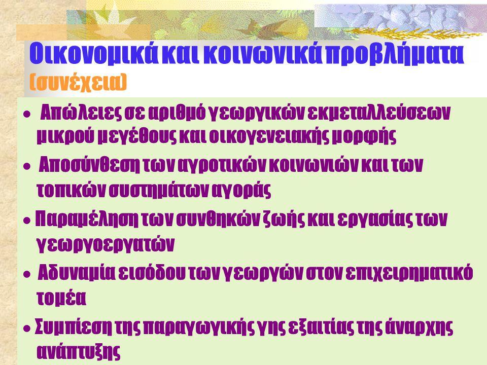 19 Ο ρόλος του φορέα ανάπτυξης  Εκπαιδευτής (Educator)  Επικοινωνητής (Communicator)  Εμψυχωτής (Animator)  Διευκολυντής (Facilitator)  Σύμβουλος (Advisor)  Καθοδηγητής (Instructor)  Συντονιστής (Coordinator)  Φορέας αλλαγής (Change agent)