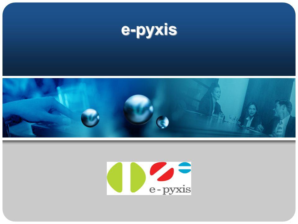e-pyxis