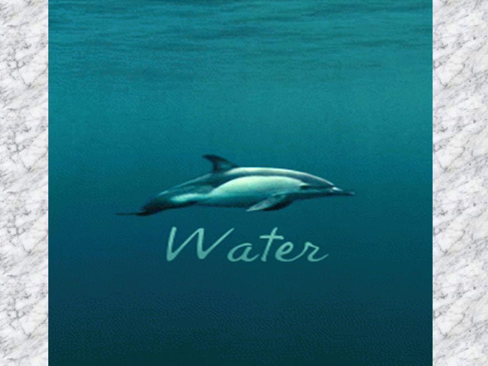 ΙΔΙΟΤΗΤΕΣ ΝΕΡΟΥ Σημείο τήξης 0 °C Σημείο βρασμού 100 °C Το νερό έχει φυσικές,αλλά και χημικές ιδιότητες, (1.Οι πάγοι επιπλέουν στο νερό και δρουν ως μονωτικά, εμποδίζοντας το νερό που βρίσκεται από κάτω να παγώσει.