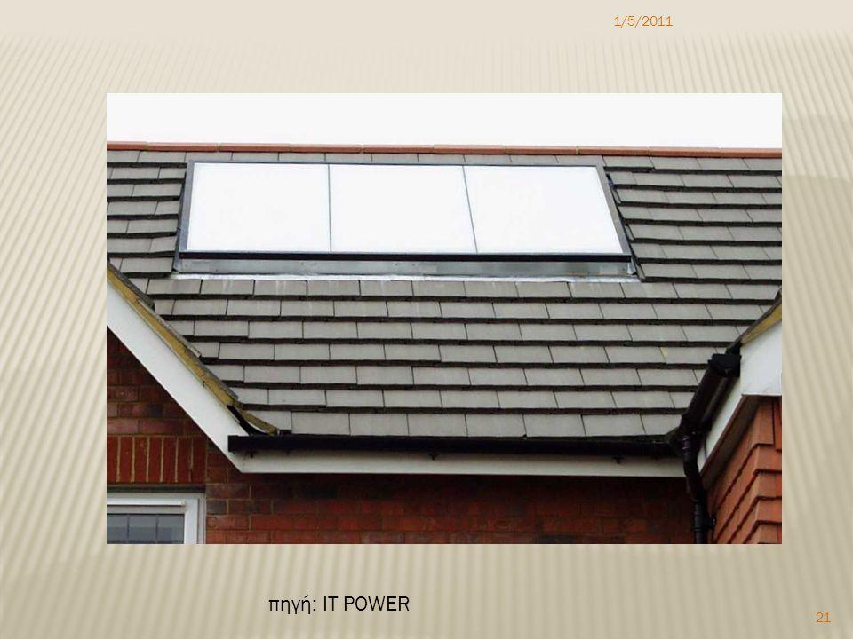 1/5/2011 21 πηγή: IT POWER