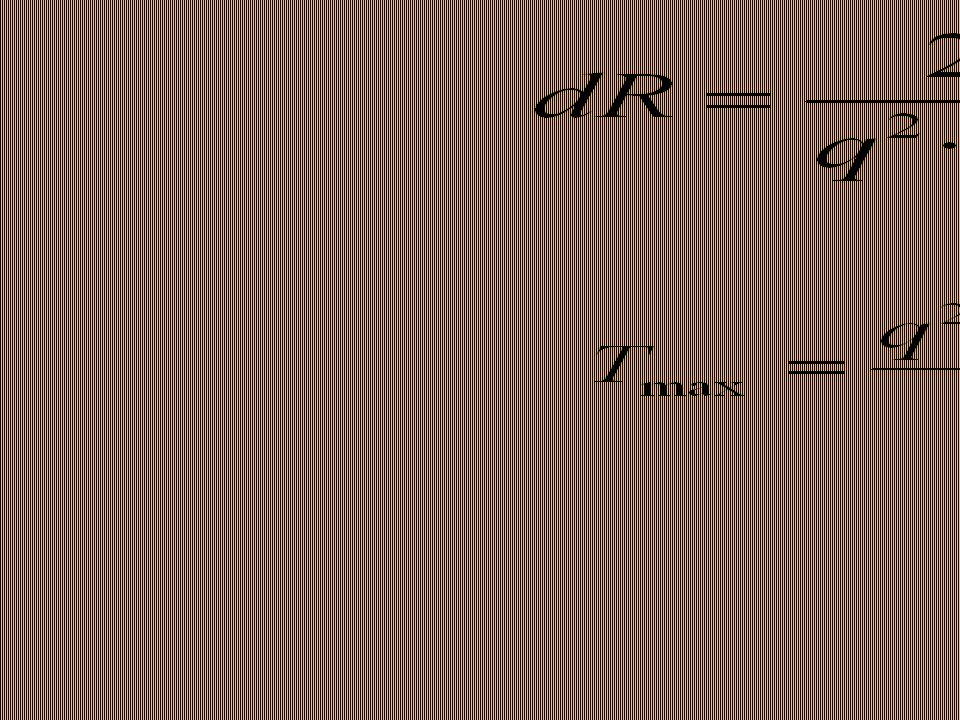 Περίοδος περιστροφής Ανεξάρτητη της κινητικής ενέργειας του σωματιδίου Αλλά η μάζα μεταβάλλεται.