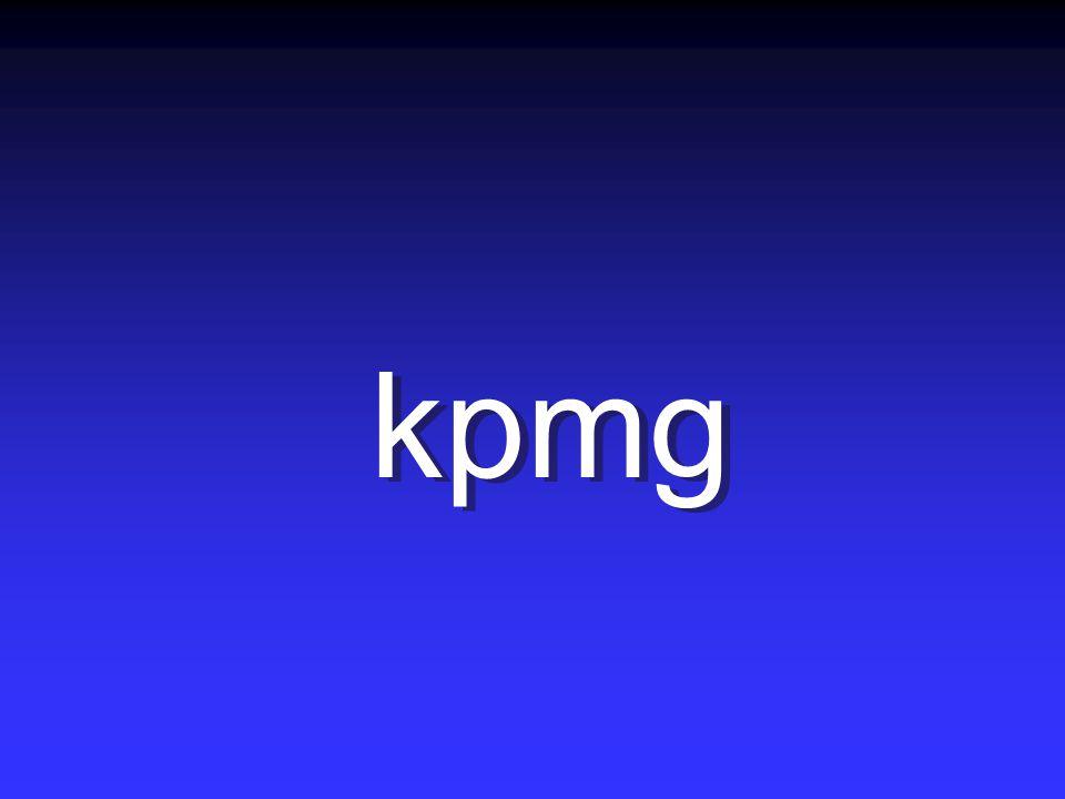 kpmg Η οικονομική αξία στα μέλη και την κοινότητα από τις ομάδες (συνέχεια)  Αυξάνει τη πρόσθετη χρηματοδότηση για την περιοχή βασισμένη στην αύξηση των εργασιών, των εισοδημάτων, του συναλλάγματος ή του πληθυσμού.