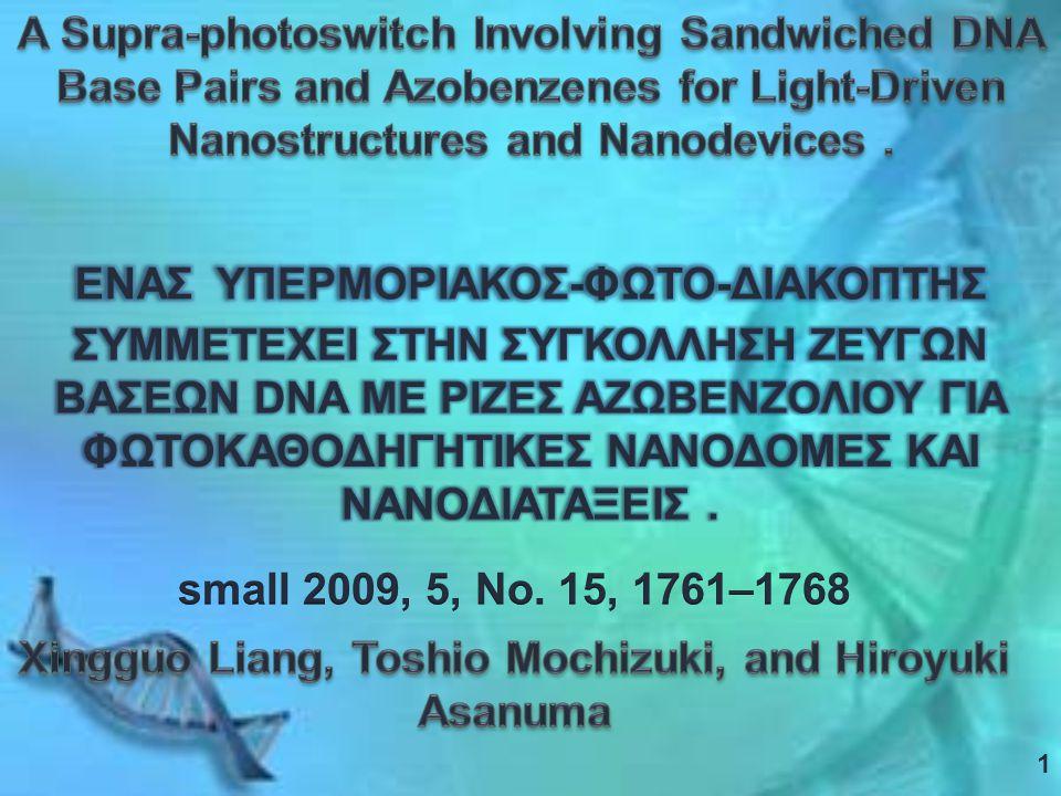  ΘΕΡΜΟΔΥΝΑΜΙΚΕΣ ΠΑΡΑΜΕΤΡΟΙ ΤΟΥ ΤΡΟΠΟΠΟΙΗΜΕΝΟΥ DUPLEX (ΑΖΩΒΕΝΖΟΛΙΟΥ-ΖΕΥΓΗ ΒΑΣΕΩΝ ) DNA.