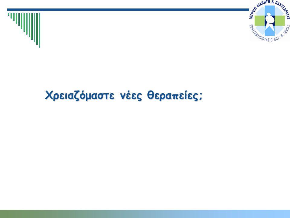 ΣΥΜΠΕΡΑΣΜΑΤΑ Η Vildagliptin είναι αποτελεσματική ως μονοθεραπεία.