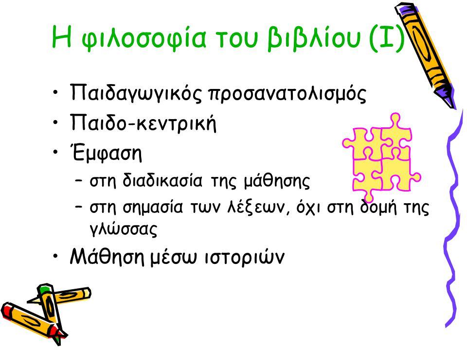 Art time Σχεδιασμός δραστηριοτήτων για εμπέδωση γλώσσας και περιεχομένου σε κάθε ενότητα –Create your own clock.