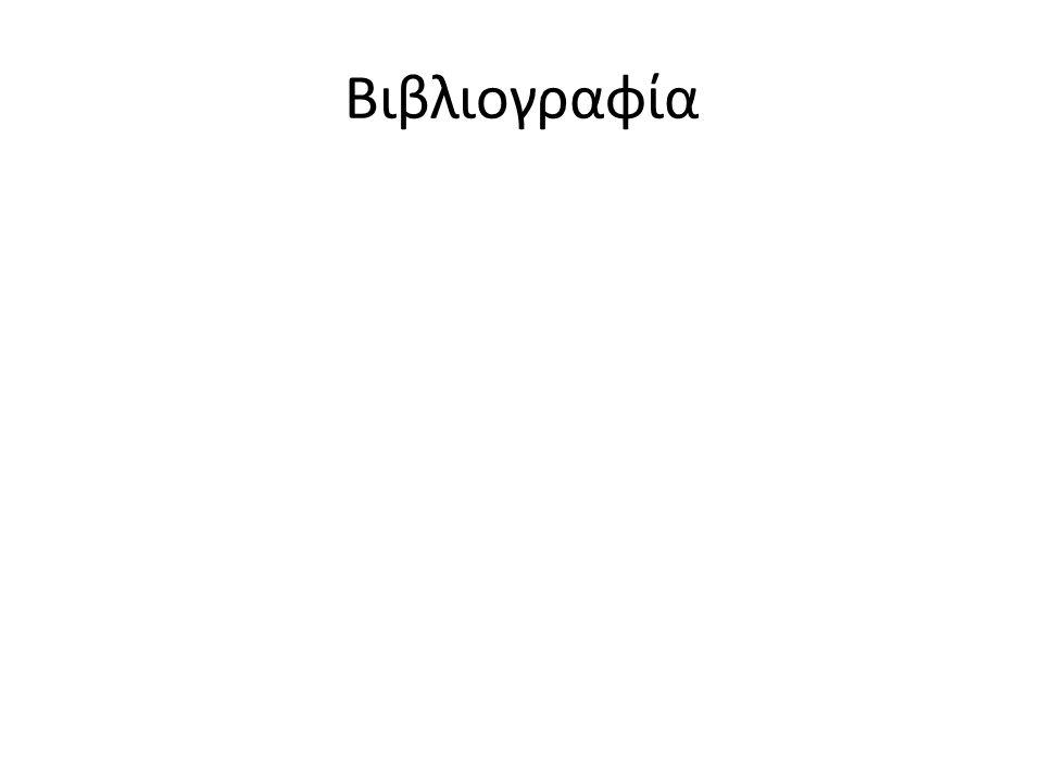 Βιβλιογραφία