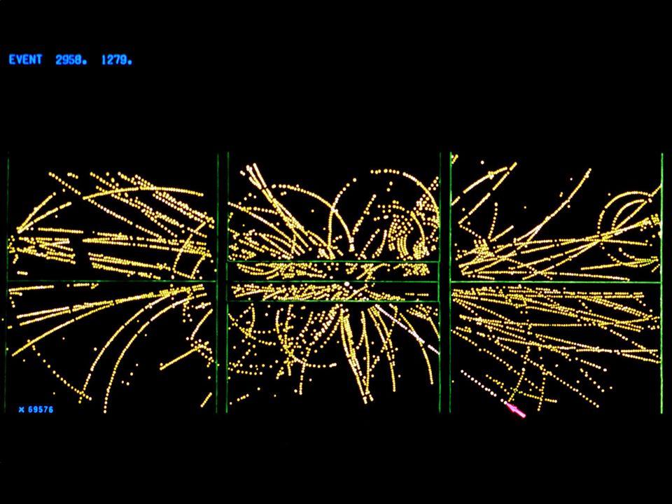 18Outreach – ΕΚΕΦΕ «Δημόκριτος», 08/03/2013 Μεθοδολογία Σωματιδιακής Φυσικής (ΙΙ) Εύρεση κατάλληλων χαρακτηριστικών που διαφοροποιούν τα προσομειωμένα γεγονότα μεταξύ τους Βάση των χαρακτηριστικών διαφοροποίησης, διαχωρισμός των ενδιαφερόντων γεγονότων (σήμα) απο τα μη ενδιαφέροντα (υπόβαθρο).