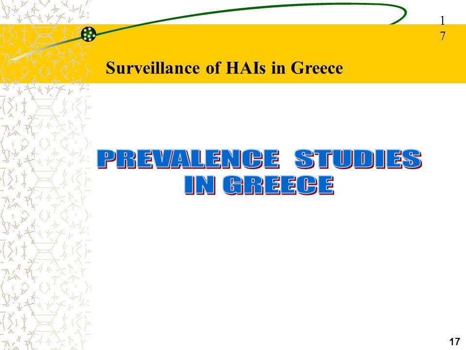ΕΥΡΩΠΑΙΚΟ ΔΙΚΤΥΟ ΕΠΙΤΗΡΗΣΗΣ ΛΟΙΜΩΞΕΩΝ ΣΕ ΧΩΡΟΥΣ ΠΑΡΟΧΗΣ ΥΠΗΡΕΣΙΩΝ ΥΓΕΙΑΣ EUROPEAN HEALTHCARE ASSOCIATED INFECTIONS SURVEILLANCE NETWORK (HAI-NET) ΣΗΜΕ
