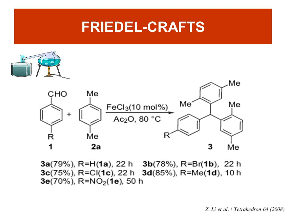 FRIEDEL-CRAFTS