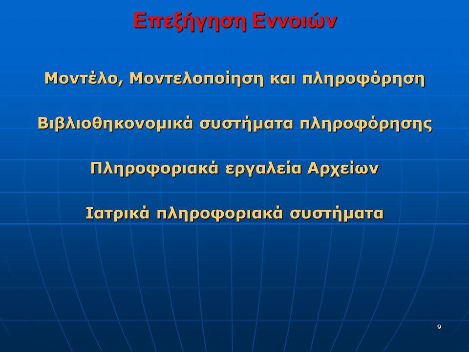 30 Ψηφιακό Αρχείο Ασθενών Γ Κλινικής Ψυχιατρικού Νοσοκομείου Κέρκυρας 10/11 Πλοήγηση στο ψηφιακό Αρχείο με τη χρήση του DVD