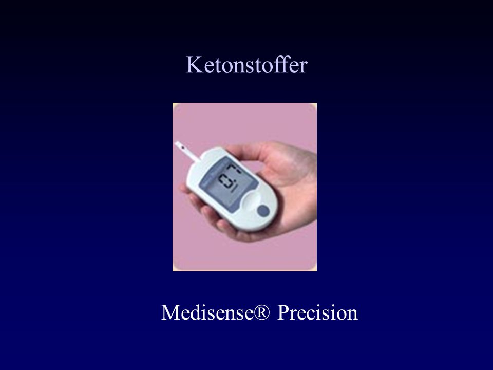 Medisense® Precision