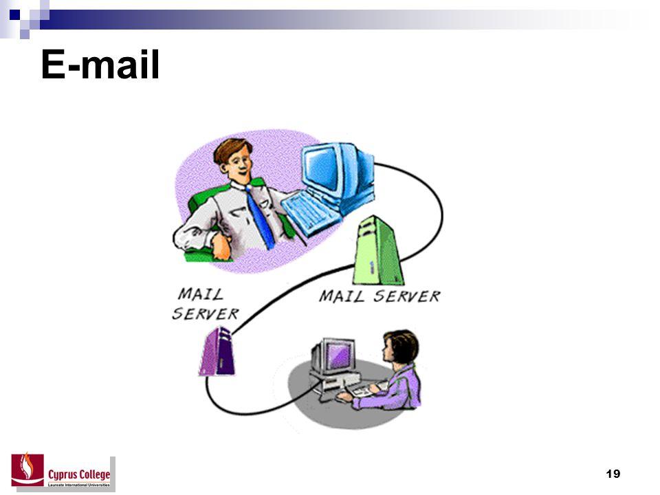 19 E-mail