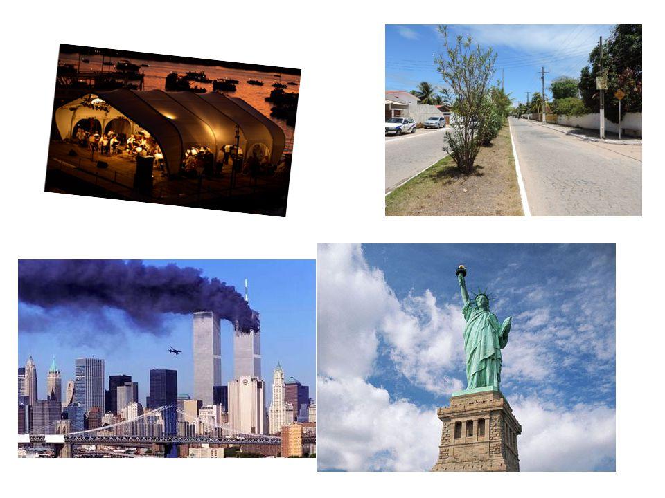 Η Νέα Υόρκη είναι στην ήπειρο της Αμερικής είναι η πιο πολυπληθής πόλη των Ηνωμένων Πολιτειών Έχει πολλούς ουρανοξύστες Είναι πολύ μεγάλη πόλη Το χειμώνα έχει πολύ χιόνι Έχει πάρα πολλούς ανθρώπους