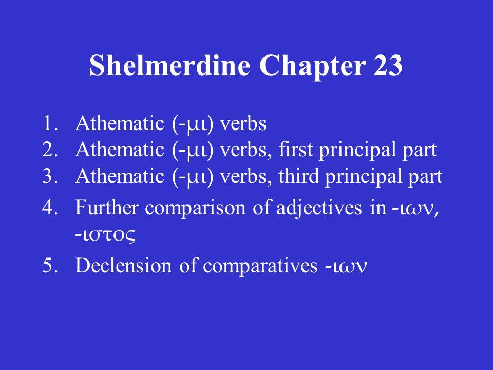 Shelmerdine Chapter 23 5.