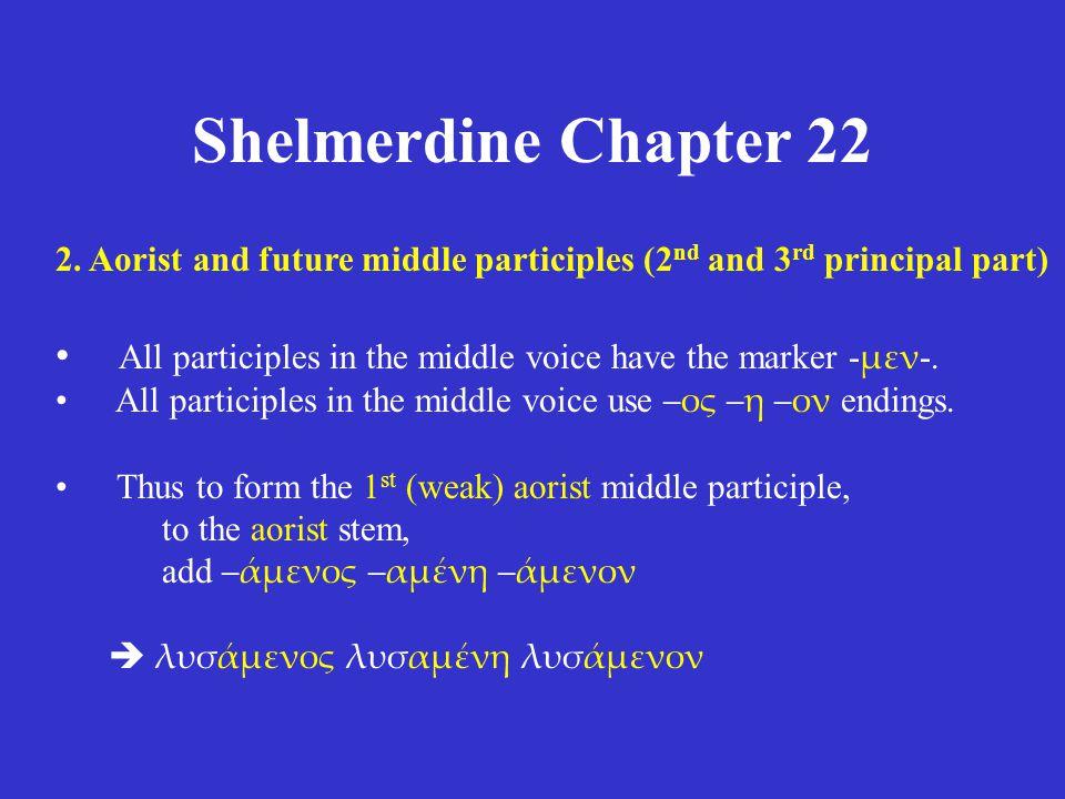 Shelmerdine Chapter 22 εἰ μὲν ἔμαθον οἱ Βαβυλώνιοι τὸ ἐκ τοῦ Κύρου ποιούμενον, ὁρῶντες τοὺς Πέρσας εἰσβαίνοντας κατέλυσαν ἂν αὐτούς.