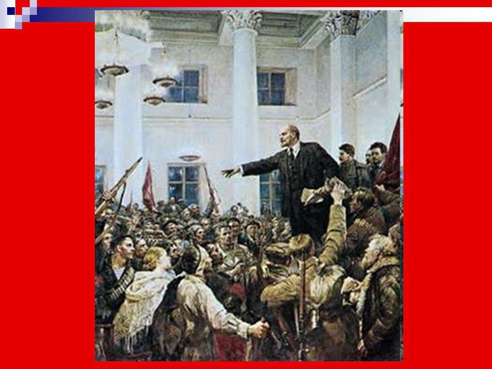 Τον Ιούλιο ο Λβοφ παραιτήθηκε και πρωθυπουργός ανέλαβε ο Κέρενσκι,Κέρενσκι που προκήρυξε εκλογές για το Νοέμβρη. Στις 25 Σεπτεμβρίου ο Τρότσκι εκλέχτη