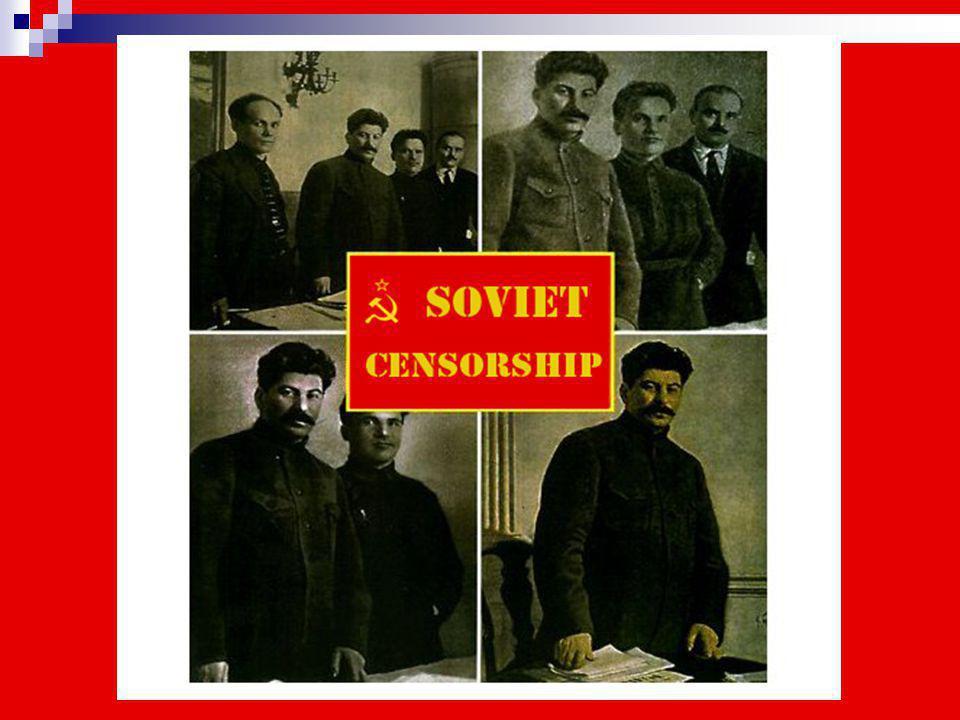 Από το 1936 και μετά στη Ένωση Σοβιετικών Σοσιαλιστικών Δημοκρατιών (ΕΣΣΔ) ( Ρωσία, Λευκορωσία, Υπερκαυκασία και Ουκρανία) δεν θα υπάρξει ούτε σοσιαλι