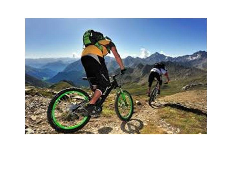 Ποδήλατο βουνού που χρονολογείται
