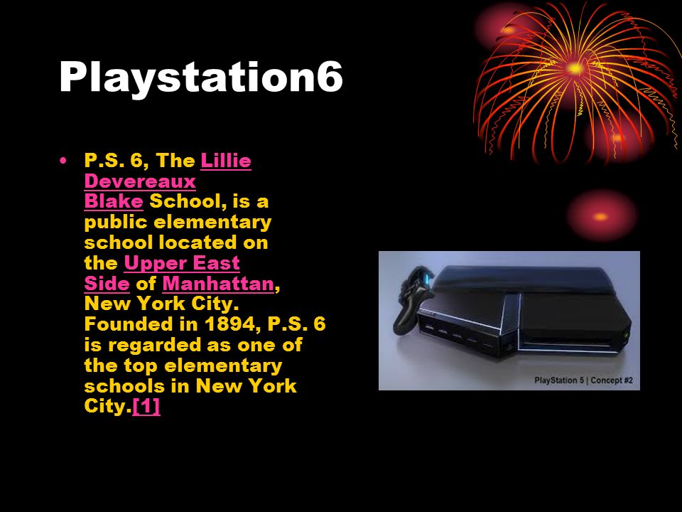 Playstation6 P.S.