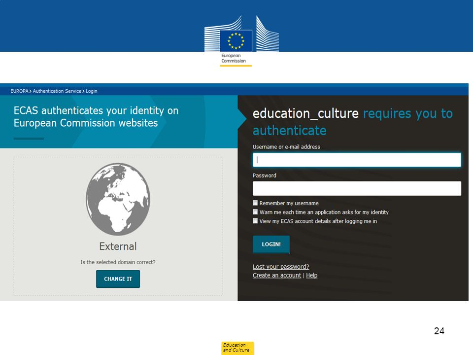 Education and Culture 24